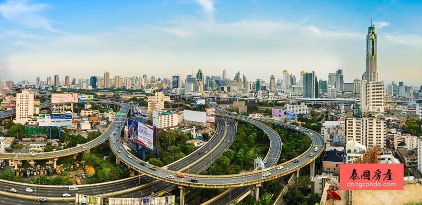 泰国曼谷机场快轨