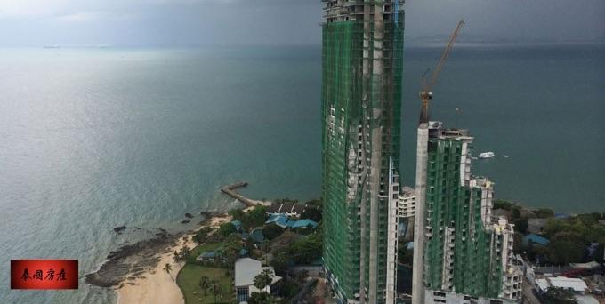 芭堤雅Palm私家海滩公寓