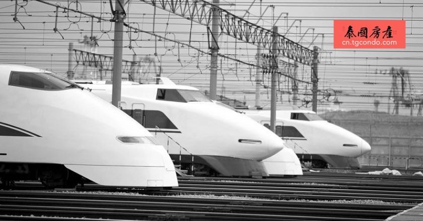 泰国通过与中国合建高铁草案