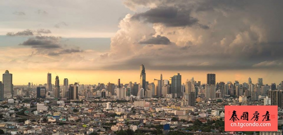 曼谷丽兹卡尔顿像素大厦