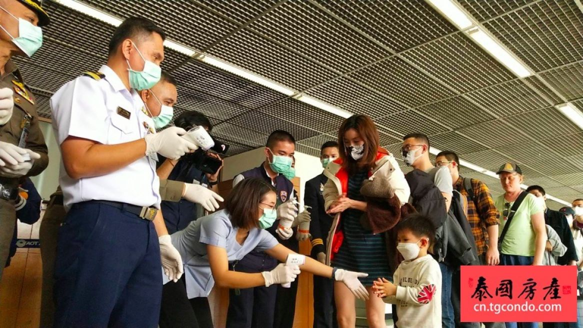 面对新型冠状病毒疫情,泰国做了些什么?