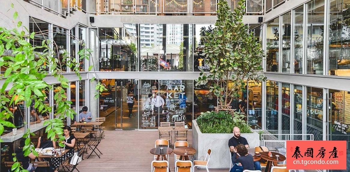 曼谷时尚街区Thonglor,Ekkamai
