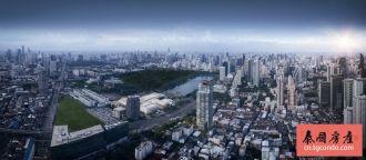 """泰国曼谷写字楼租金""""平和"""",可以承受"""
